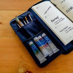 What are the things you ABSOLUTELY have to carry with you wherever you go? As a creative I love bringing with me my paintbrushes in my Fiesta Traveler's notebook! Watercolor Flowers, Watercolour, Watercolor Paintings, Wherever You Go, Travelers Notebook, Carry On, Florals, Thats Not My, Artisan