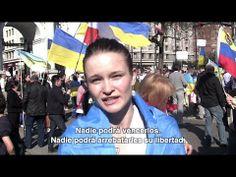 Mensaje de Ucrania para Venezuela No estamos solos , Gracias Ucrania