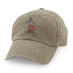 Mickey Mouse Classic Baseball Cap for Adults | Ear Hats & Mickey Mitts | Disney Store