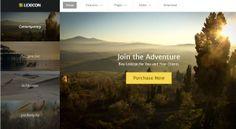 Lexicon - Premium Joomla Template with Flat Design - Platina Studio Blog