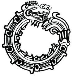 ouroboros azteque