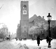 Beurs van Berlage, Amsterdam 1910