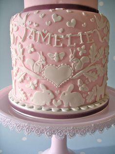 Beautiful cake~