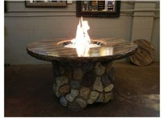 Awesome Fire Table