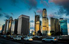 Capital city of indonesia, Jakarta.