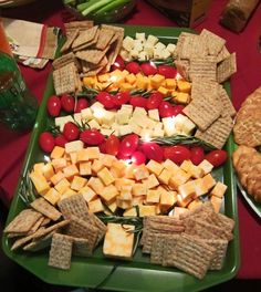 images of christmas appetizers recipes | Christmas Appetizer with Lights