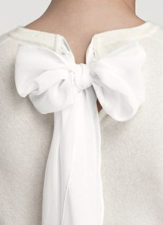 Obsessed with bows!