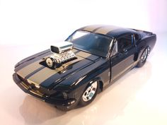 1/24 FORD Mustang Fastback - Jada