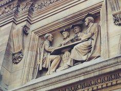 University of Oxford examinations school / lukecanvin@flickr | #readytoresearch