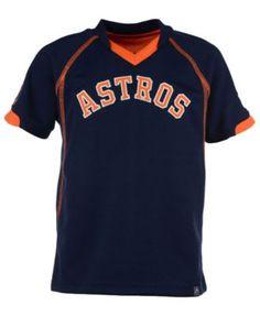 Majestic Little Boys' Houston Astros Lead Hitter T-Shirt