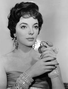 primerisima actriz por excelencia todo un icono de su tiempo Joan Collins.wilmer