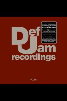$54 Def Jam Recordings Book - A must read for Hip Hop Fans - Join Jack Threads Today: http://www.jackthreads.com/invite/tobytoby7