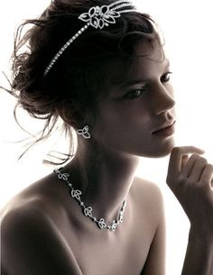 Harry Winston jewelry - love it all.