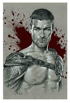 Spartacus by AlexBuechel.devia... on @deviantART