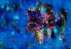'Underwater++2'+von+Natalia+Rudzina+bei+artflakes.com+als+Poster+oder+Kunstdruck+$16.63