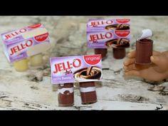 DIY American Girl Doll JELLO Pudding Craft | American Girl Ideas | American Girl Ideas