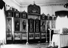 Iconostasis at Tobolsk.
