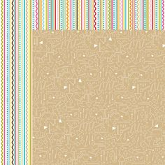 Bella Blvd - Sand and Surf Collection - 12 x 12 Double Sided Paper - GPS at Scrapbook.com