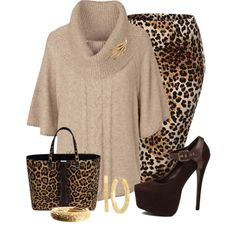 STYLISH CHIC WORKING GIRL by arjanadesign on Polyvore featuring Fat Face, J.TOMSON, Oscar de la Renta, Victoria Beckham, WorkWear, victoriabeckham, fatface and JTomson Fall Fashion Outfits, Women's Fashion Dresses, Autumn Fashion, Classy Outfits, Chic Outfits, Beautiful Outfits, Animal Print Fashion, Fashion Prints, Leopard Print Outfits