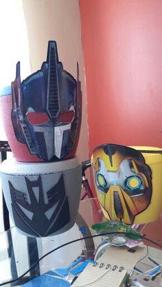 Hieleras de Transformers