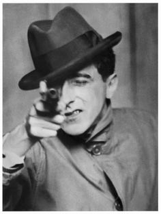 Jean Cocteau par Berenice Abbott