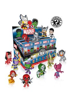 Mystery Minis Blind Box: Marvel | Funko