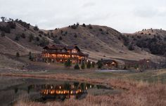 stay on a Ranch in Montana