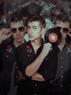 Alex Turner//Arctic Monkeys