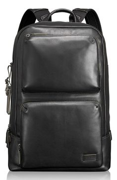 aa3f83d9fb Free shipping and returns on Tumi  Harrison - Bates  Leather Backpack at  Nordstrom.