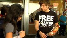 Save the Storks Dallas Bus Story. Video by SavetheStorks.