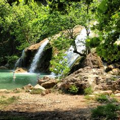 Turner Falls is a perfect day trip during the heat! Check the issue out now for more details in Field Trip!
