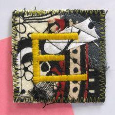 fabric scrap magnets