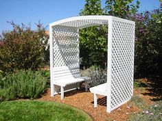 Grapevine Support Structure | We can design any arbor or Pergola you desire or can work to your ...
