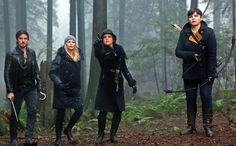 Once Upon a Time bosses on the future of the fairy tale drama | EW.com