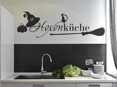 Perfektes Wandtattoo für alle die in der Küche Zauberwerke vollbringen. Zeigen Sie was Sie können.