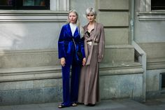 Georgia (the country, not the state) gave fashion Demna Gvasalia, the founder of Vetements and the current artistic director of Balenciaga. Do you need another reason to be paying attention to our street style photos from Fashion Week Tbilisi?