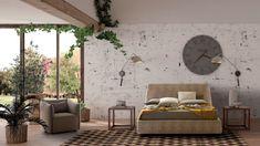 Pat tapitat cu spatiu de depozitare Calvin #homedecor #interiordesign #inspiration #homedesign #decoration #bedroomdecor Bedroom Bed, Interior, Outdoor Decor, Modern, Design, Home Decor, Trendy Tree, Decoration Home, Indoor