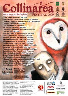 Festival Collinarea 2009 (Bonaccorsi Art)