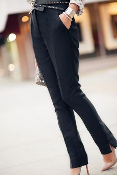 Perfect trousers! <3 Classic Pencil :: Slim trousers