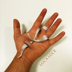 Luca Luce Italian Artist e Celebrity Make up Artist TV and 1° Hand Painter 3D