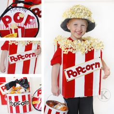Katherine Marie - Entries tagged with handmade costume Clever Halloween Costumes, Cute Costumes, Creative Halloween Costumes, Halloween Decorations, Holidays Halloween, Halloween Kids, Happy Halloween, Halloween Party, Halloween Popcorn