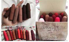 make-up lipstick all colors mac cosmetics
