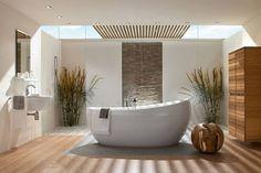 Mooie vorm badkuip