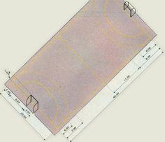 Handebol exige uma quadra de 20 x 40 m, e um gol com 2 m de altura e 3 m de l...