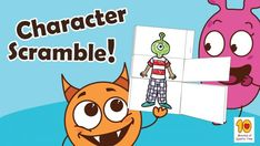 Character Scramble