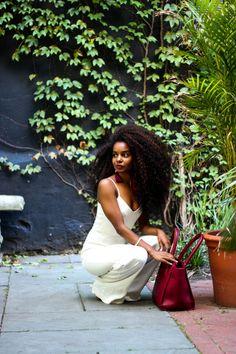 Sunita V || Long kinky curly wavy hair. frizzy curls. curly frizz. long natural hair. long curly hair. long afro curls. curly afro. curly fro. big hair. black woman with long hair.