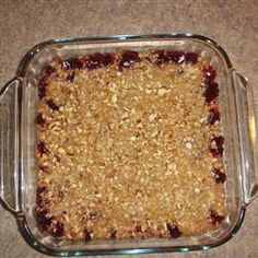 Cherry Crisp Allrecipes.com