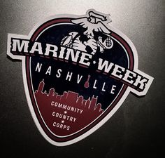 Marine Week is coming! Sept 7-11, 2016 Nashville, TN.