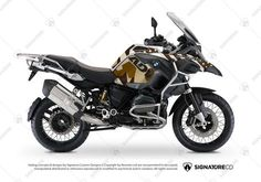 The world's largest selection for Adventure Motorcycles Decal and Stickers Gs 1200 Adventure, Adventure Car, Bike Bmw, Bmw Motorcycles, Green Motorcycle, Motorcycle Bike, Bmw R1200gs, Motorcycle Decals, Desert Camo