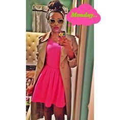 #ThinkPink H&M Dress Super Pink Super cute Super Stylish?? H&M Dresses